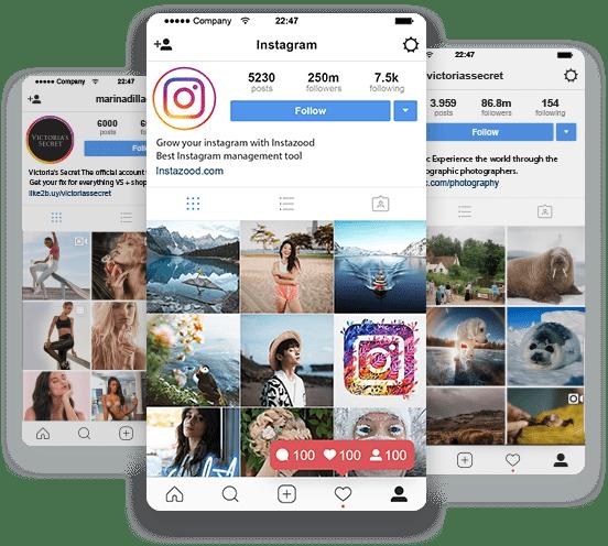 acheter des visites de profil instagram pas cher